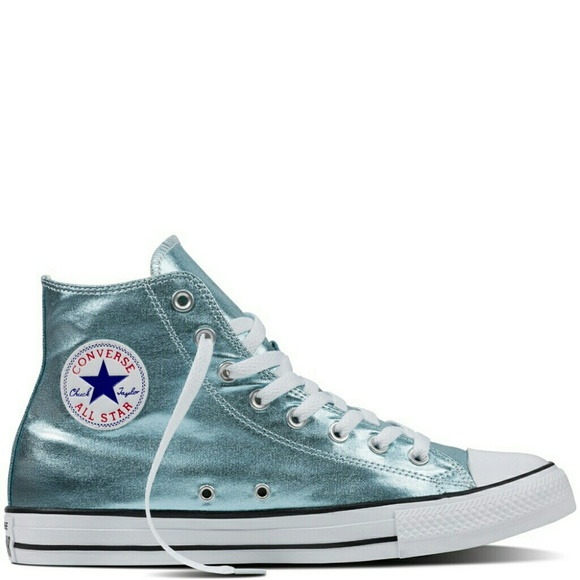 converse chuck taylor all star metalic
